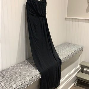 Dressy Collection Black Gown